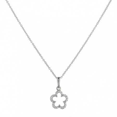Collar Oro Flor LITTLE DETAILS