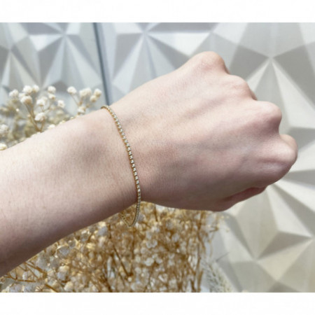 Pulsera Diamantes RIVIERE GARRAS 0.30ct