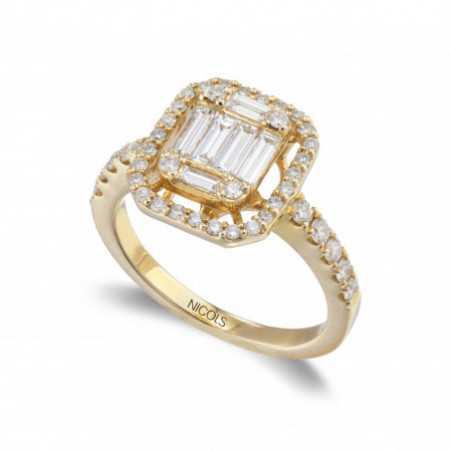 Anillo Diamantes ANIVERSARIO WEDDING BAND