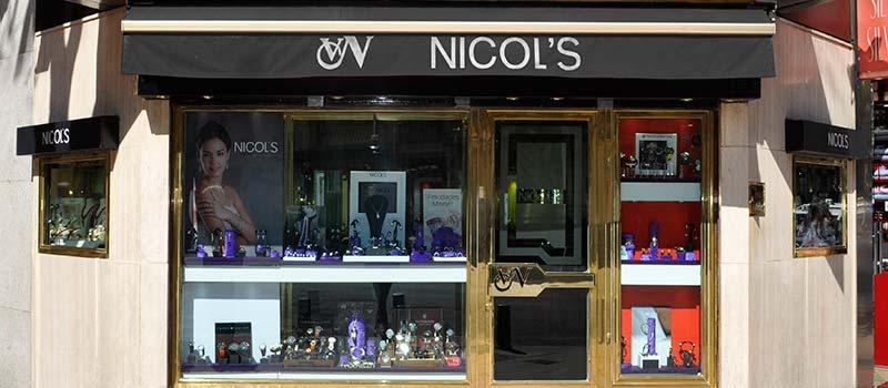Joyerias Nicol's Tienda Goya 55 Madrid