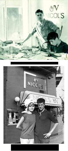 Historia de la joyería Nicol's