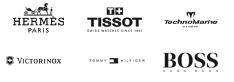 Logotipos Marcas Joyerias Nicol's Tienda Goya 55 Madrid